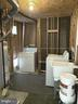 Laundry in Utility Room - 1112 RESERVE CHAMPION DR, ROCKVILLE