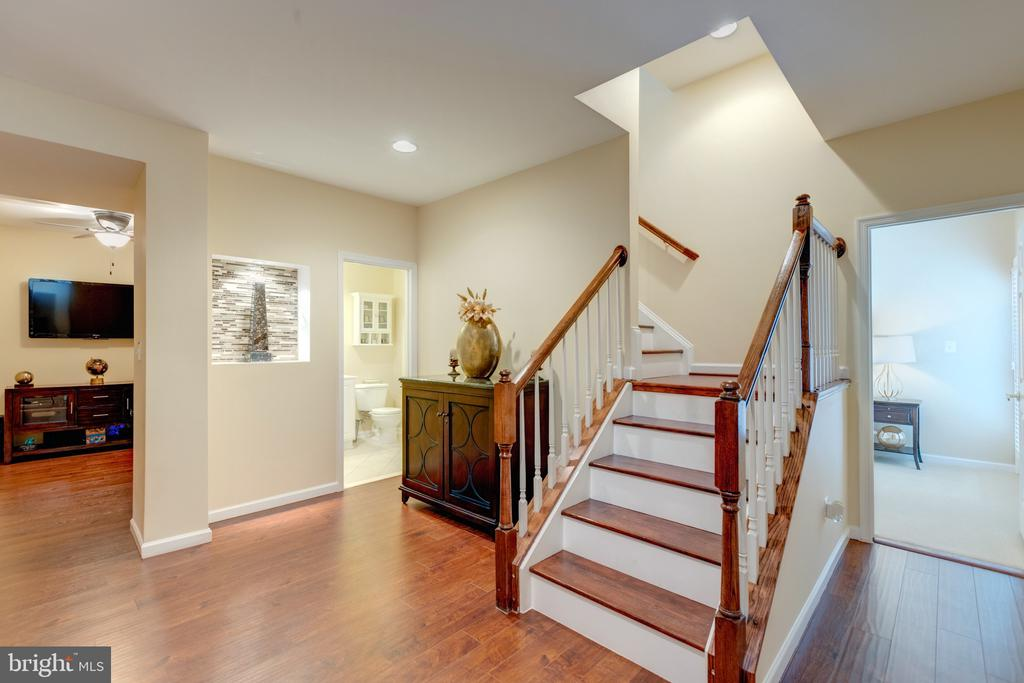 Lower Level - 43853 RIVERPOINT DR, LEESBURG
