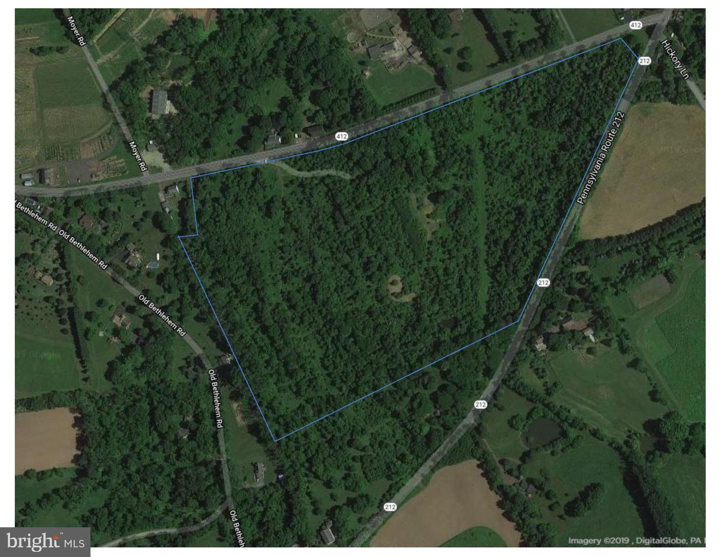 Land for Sale at Coopersburg, Pennsylvania 18036 United States