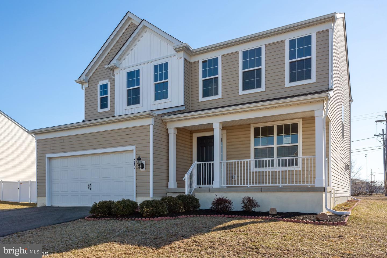Maison unifamiliale pour l Vente à 319 PIGOTT Drive Florence, New Jersey 08518 États-Unis