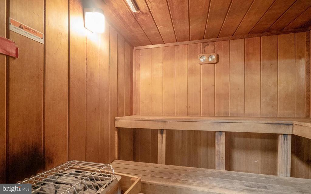 Sauna - 5505 SEMINARY RD #613N, FALLS CHURCH