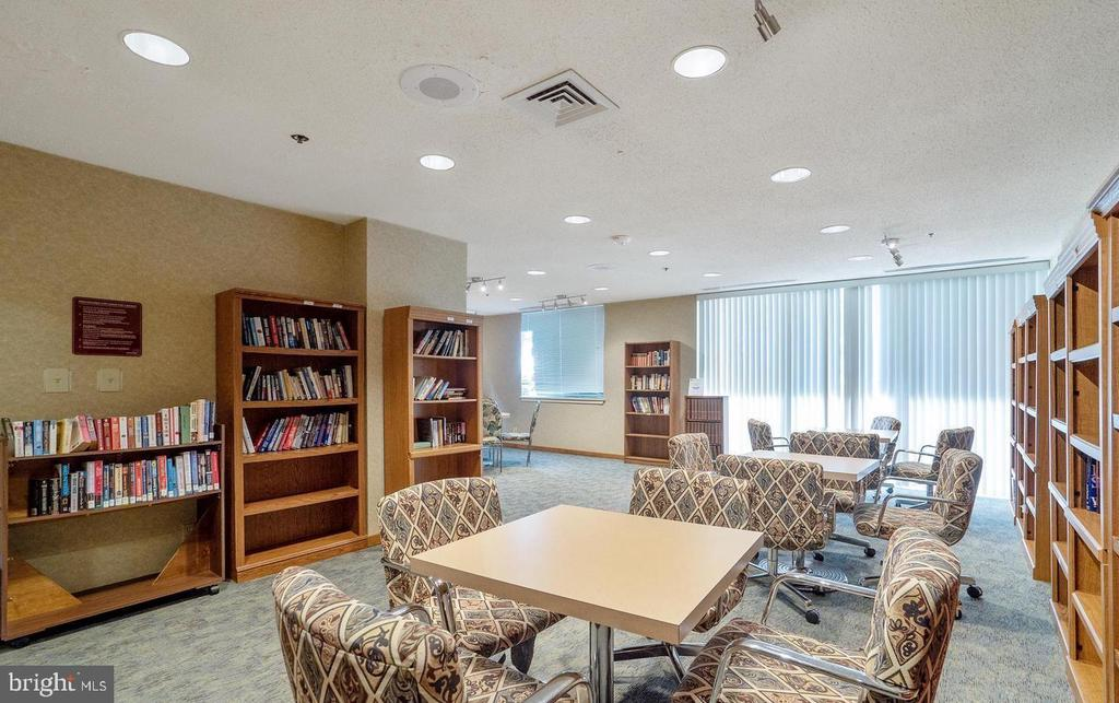 Library - 5505 SEMINARY RD #613N, FALLS CHURCH