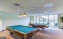Billiards room - 5505 SEMINARY RD #613N, FALLS CHURCH
