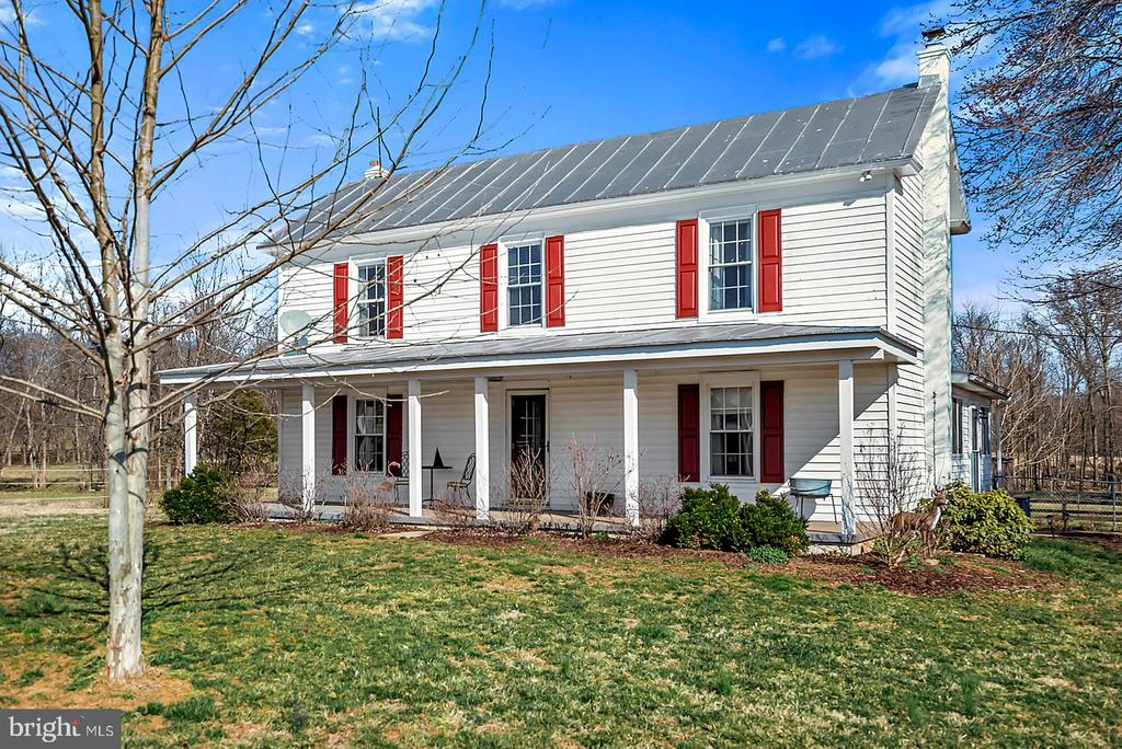 10235  LEES MILL ROAD, Warrenton, Virginia