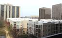 View from Balcony - 5505 SEMINARY RD #613N, FALLS CHURCH