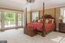 Master Bedroom - 36987 MOUNTVILLE RD, MIDDLEBURG