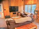 Rustic Style Rec Room - 405 FORBES ST, FREDERICKSBURG