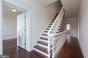 Upper floor public area - 2715 N ST NW, WASHINGTON