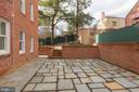 Backyard Patio - 2715 N ST NW, WASHINGTON
