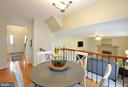 Dining Space in Kitchen! - 9 BANKSTON CT, STAFFORD