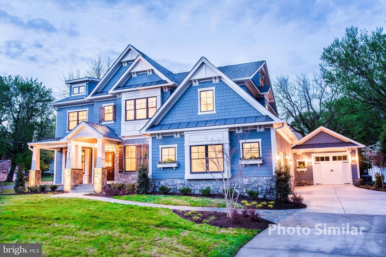 Single Family Homes pour l Vente à Vienna, Virginia 22180 États-Unis