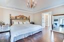 Master Suite Fit for a King! - 22662 CREIGHTON FARMS DR, LEESBURG