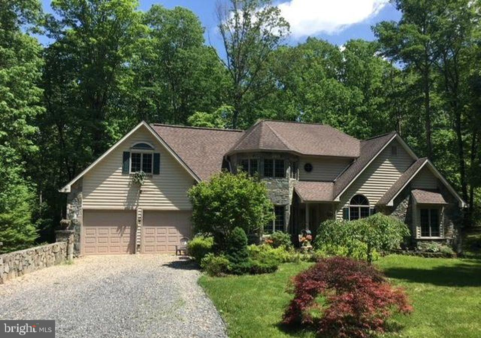 Single Family Homes for Sale at Sumerduck, Virginia 22742 United States