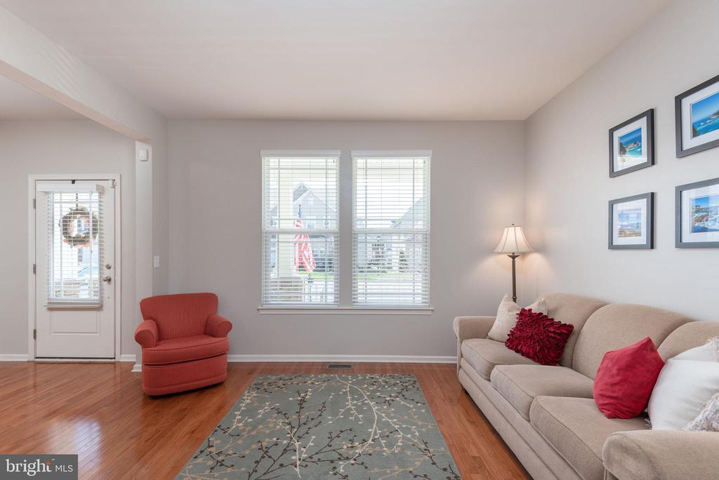 Living space with view of front - 181 MILL RACE RD, STAFFORD