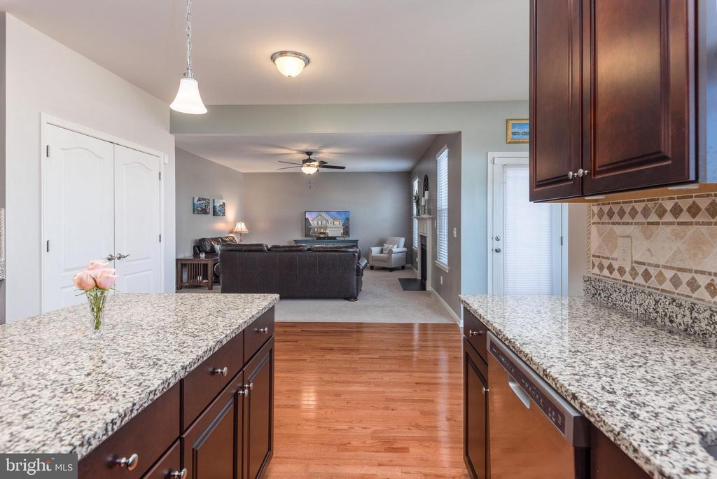 Granite counters - 181 MILL RACE RD, STAFFORD