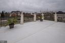 Balcony off Master Bathroom - 43230 PARKERS RIDGE DR, LEESBURG