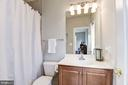 Fourth Full Bathroom - 43230 PARKERS RIDGE DR, LEESBURG