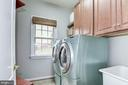 Laundry Room - 43230 PARKERS RIDGE DR, LEESBURG