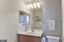 Second Full Bathroom - 43230 PARKERS RIDGE DR, LEESBURG
