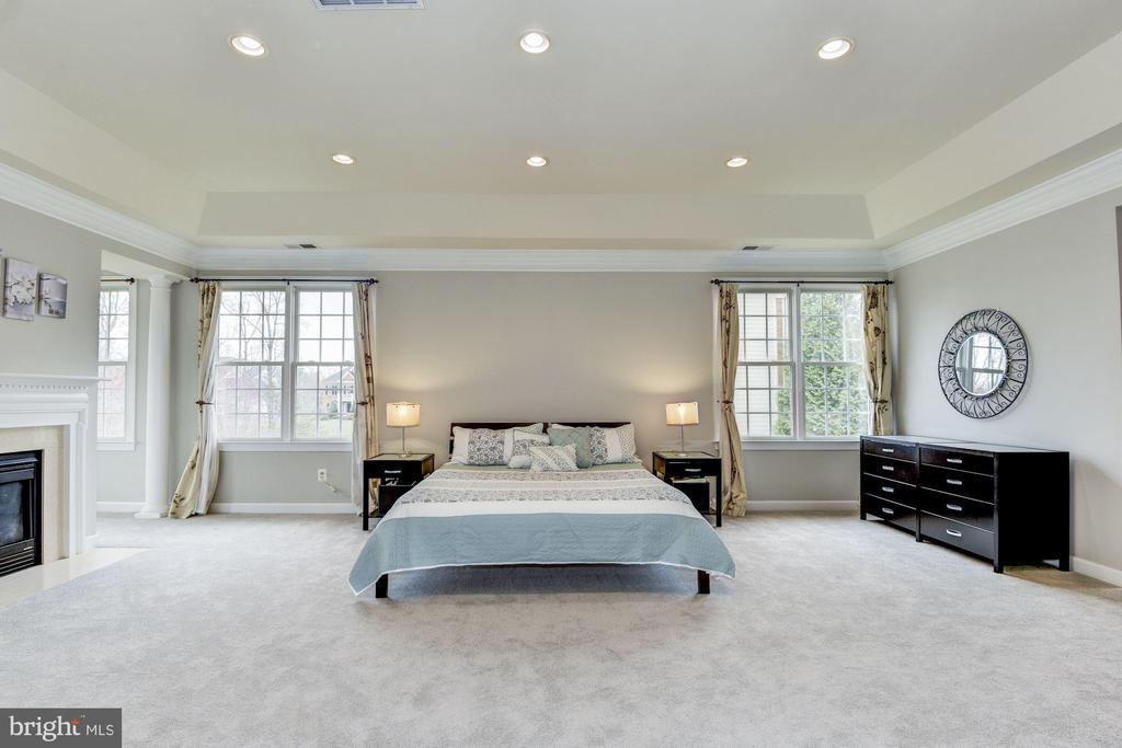 Master Bedroom - 43230 PARKERS RIDGE DR, LEESBURG