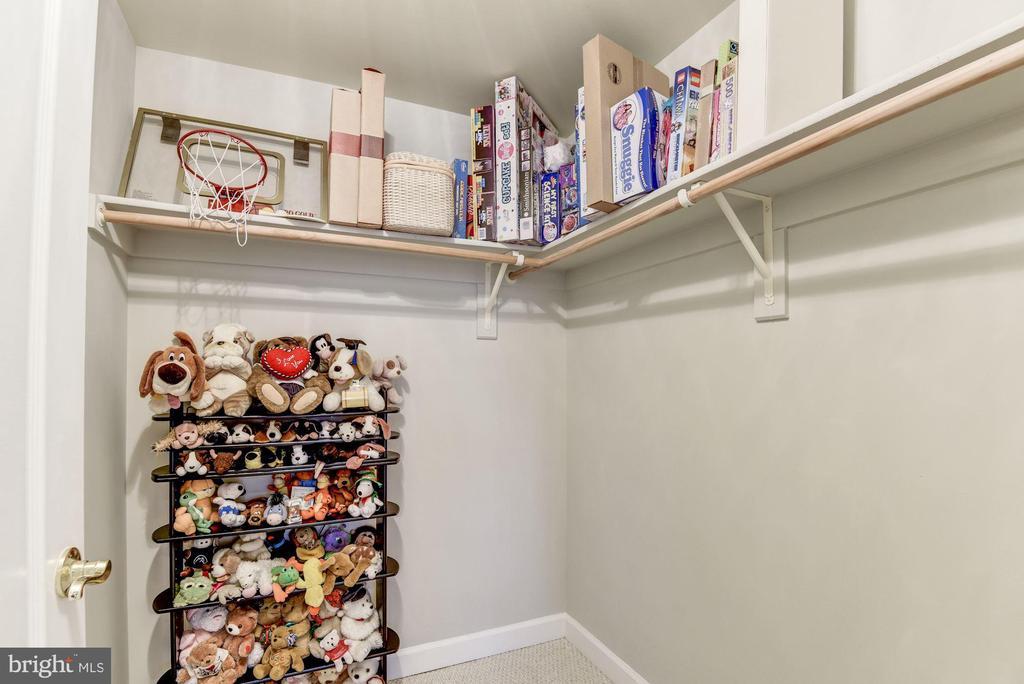 Walk-In Closet - 43230 PARKERS RIDGE DR, LEESBURG