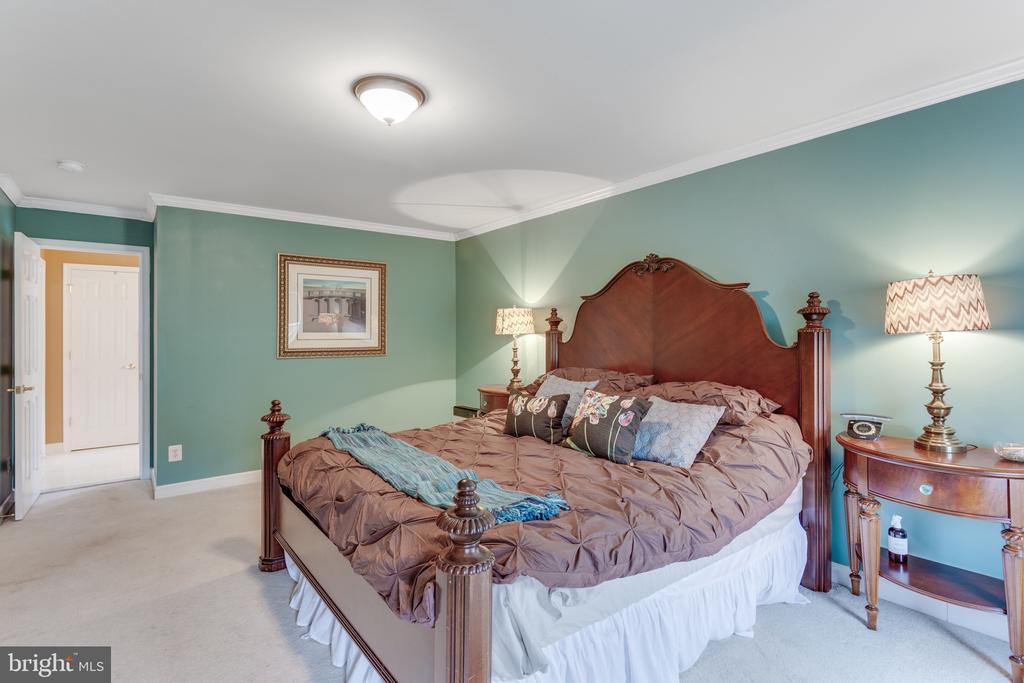 Master bedroom retreat - 4112 FERRY LANDING RD, ALEXANDRIA