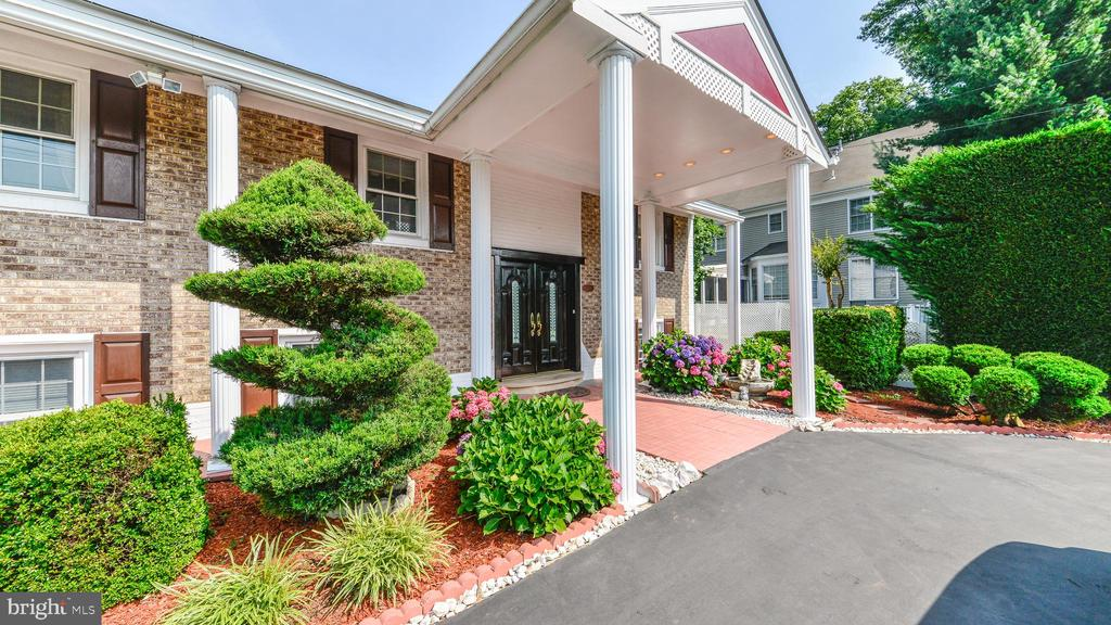 YEARS OF EXTERIOR LANDSCAPING AND LOVING CARE - 7138 SHREVE RD, FALLS CHURCH