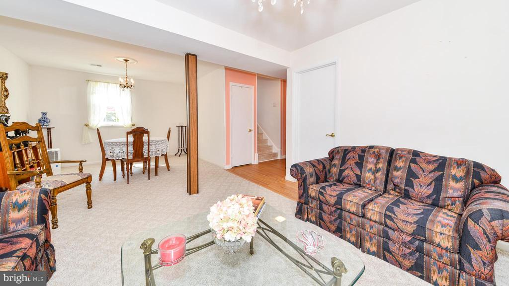 LL FULLY FINISHED BASEMENT PERFECT FOR INLAW/NANNY - 7138 SHREVE RD, FALLS CHURCH