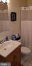 Full bathroom in the basement - 6115 MODUPEOLA WAY, CAPITOL HEIGHTS