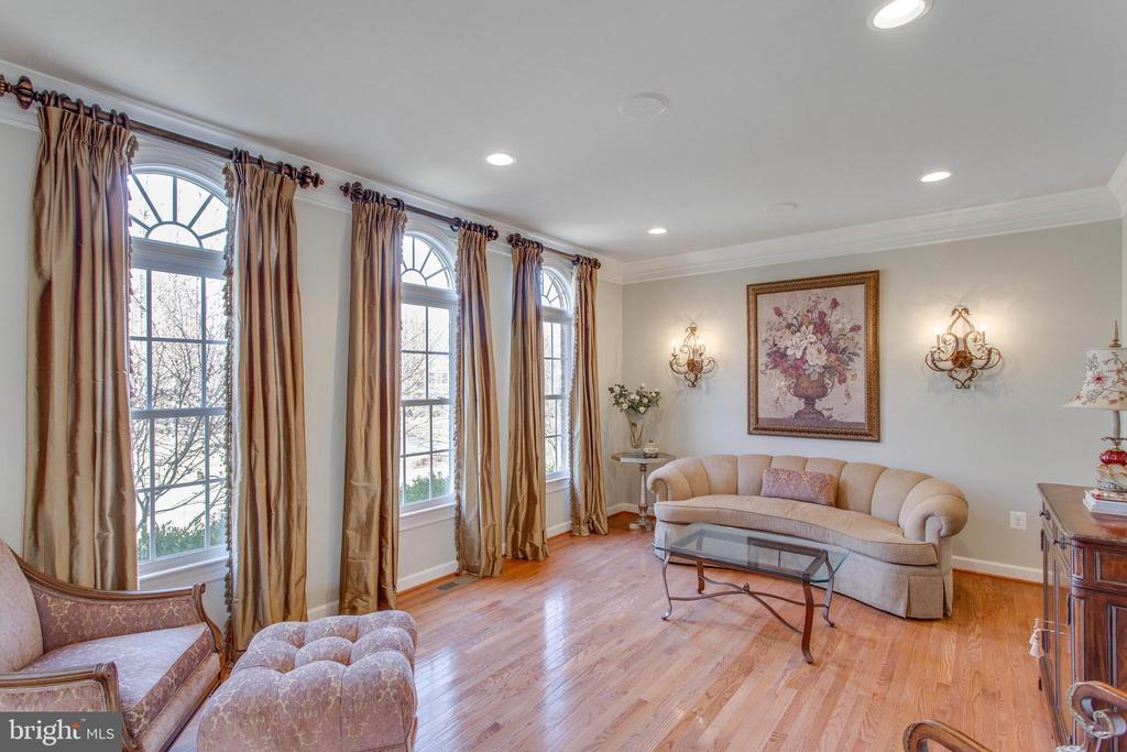 Spacious LR - bring your grand piano! - 40475 SOUSA PL, ALDIE