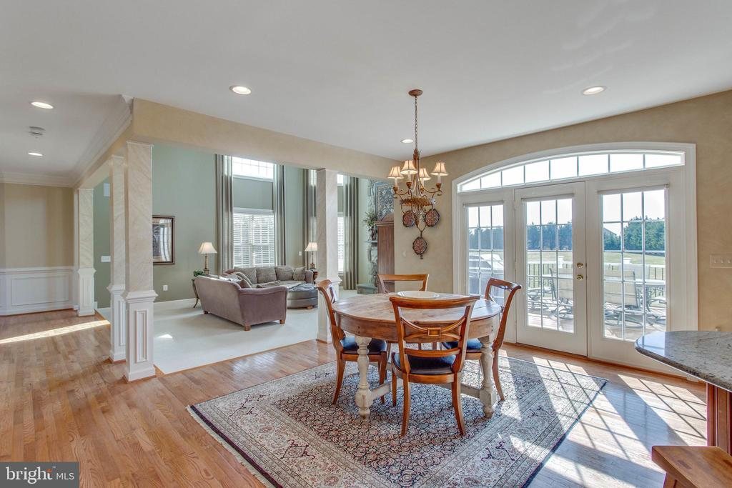 What a view! Perfect place to start the day! - 40475 SOUSA PL, ALDIE
