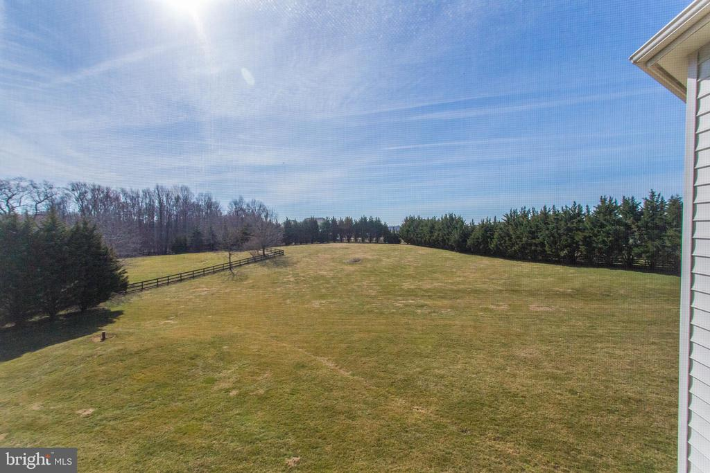 An amazing lot -- view from upper level - 40475 SOUSA PL, ALDIE