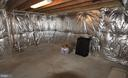 Large Unfinished Storage Room - 3 BLUEFIELD LN, FREDERICKSBURG