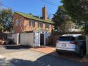 Three total off street spaces for you & guests - 317 S SAINT ASAPH ST, ALEXANDRIA