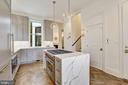 Wide Plank&Herringbone White Oak Floors Throughout - 1810 15TH ST NW #1, WASHINGTON