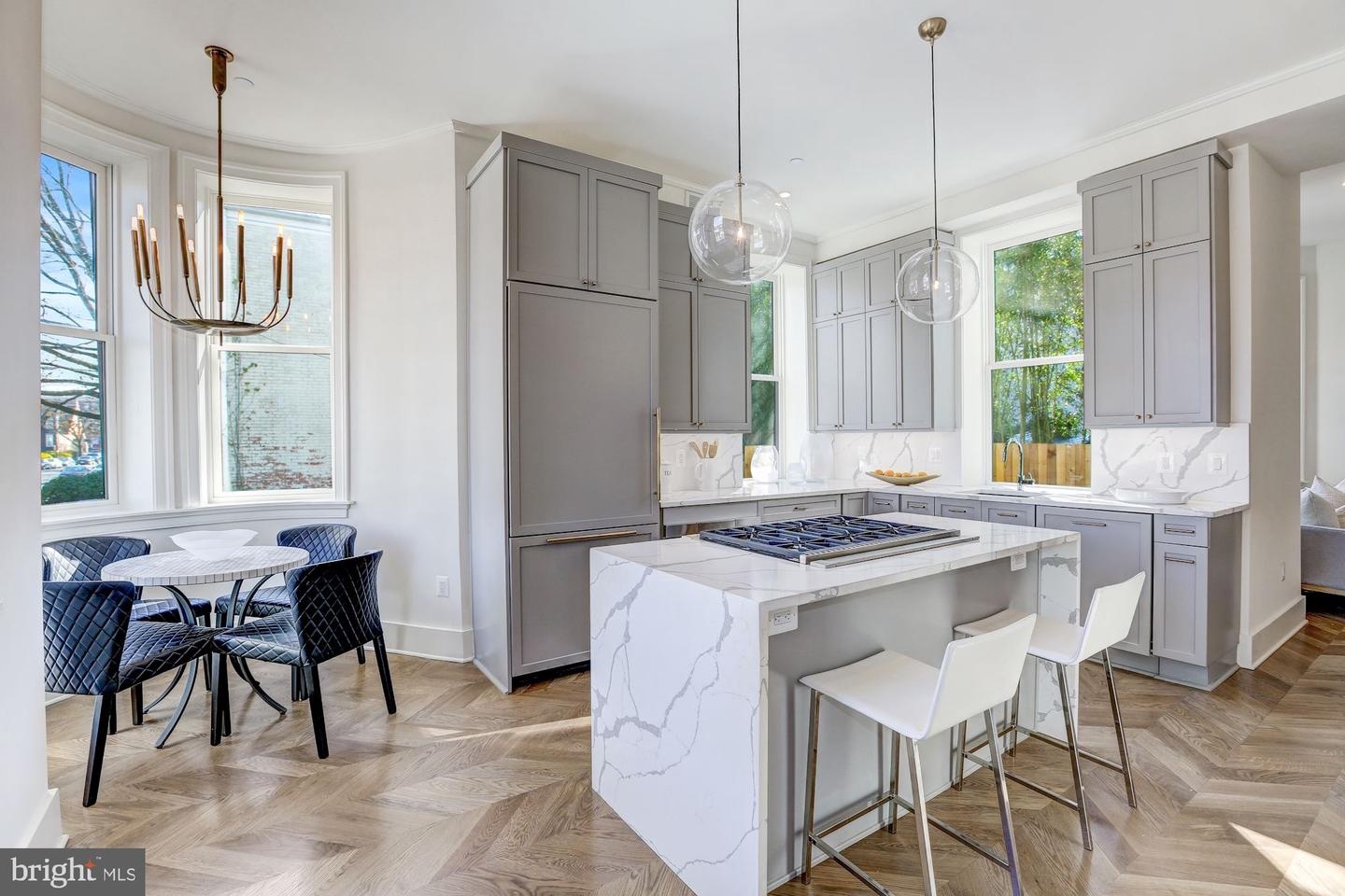 Single Family for Sale at 1810 15th St NW #1 1810 15th St NW #1 Washington, District Of Columbia 20009 United States