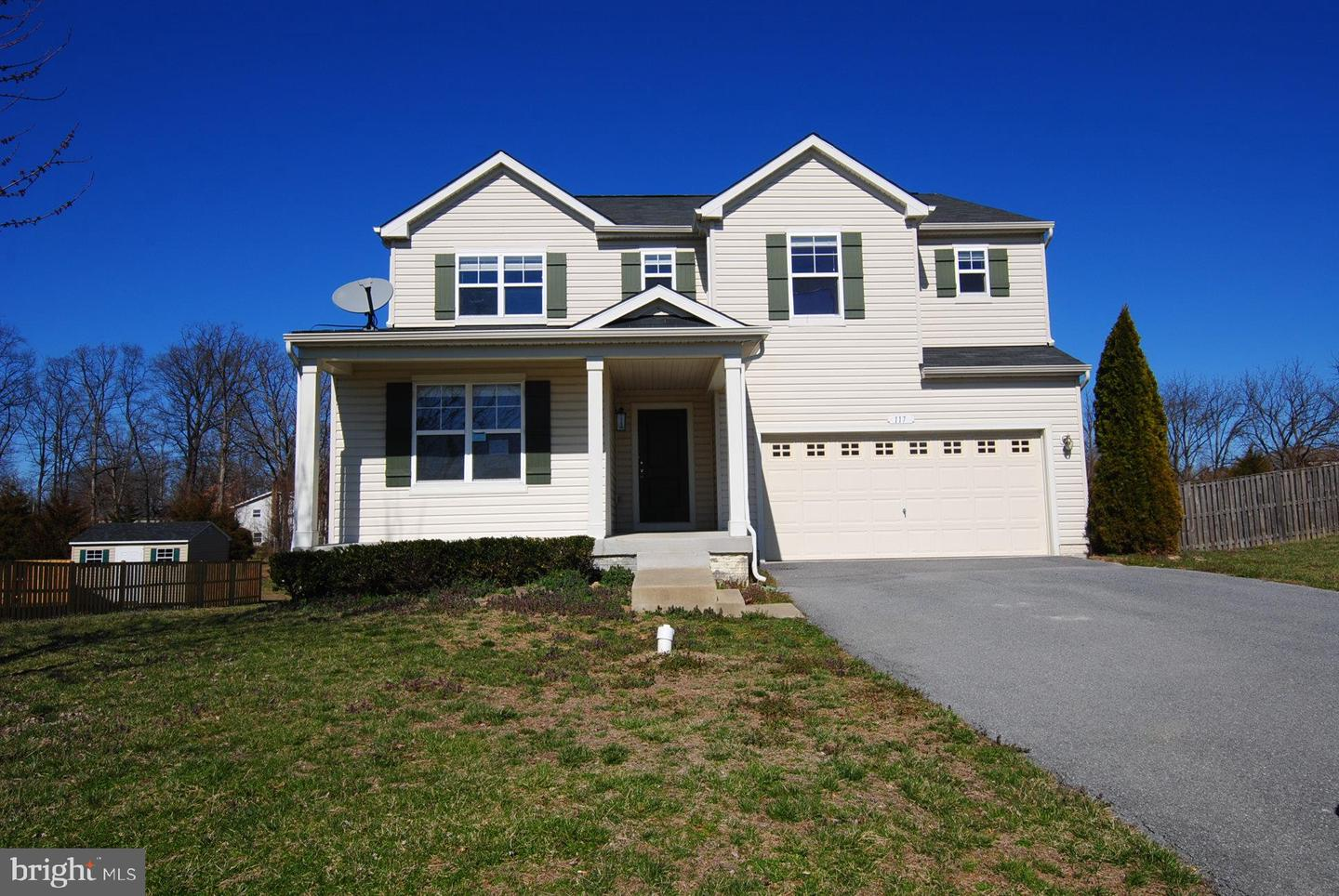 Single Family for Sale at 117 Dollie Mae Ln Stephens City, Virginia 22655 United States