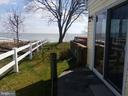 Potomac River just steps away - 380 SHORE DR, COLONIAL BEACH