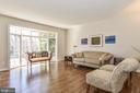 Large Bay Window in Living Room - 11330 BRIGHT POND LN, RESTON