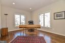 Hardwoods in Office/ Library - 11330 BRIGHT POND LN, RESTON
