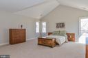 Three Walk-in Closets in Master Bedroom - 11330 BRIGHT POND LN, RESTON