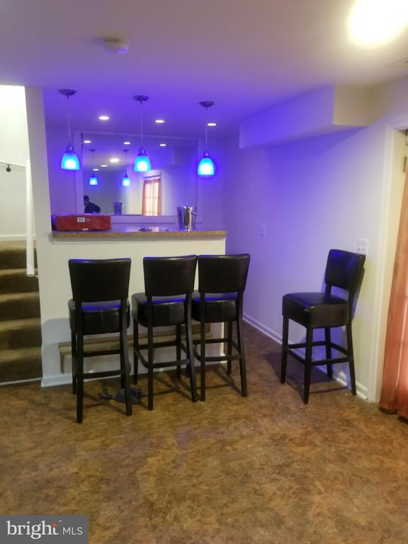 Finished Basement - 4522 BIRCHTREE LN, TEMPLE HILLS