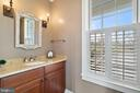 1/2  bath - 24082 CHAMPE FORD RD, MIDDLEBURG