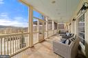Screened in porch - 24082 CHAMPE FORD RD, MIDDLEBURG
