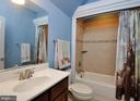 Plenty of full bathrooms! - 9910 AGNES LN, SPOTSYLVANIA