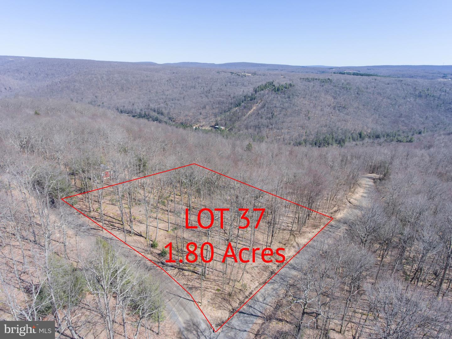 Land for Sale at 37 Birchwood Drive Oakland, Maryland 21550 United States