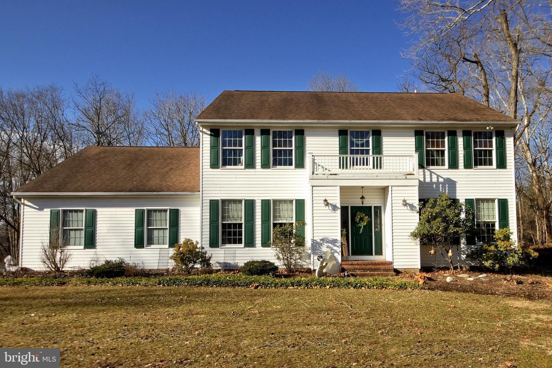 Maison unifamiliale pour l Vente à 9 MANSION HILL Ewing, New Jersey 08628 États-UnisDans/Autour: Ewing Township