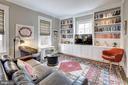 Family Room with Access to Kitchen - 3906 INGOMAR ST NW, WASHINGTON