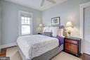 Master Bedroom - 3906 INGOMAR ST NW, WASHINGTON