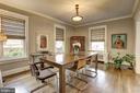 Formal Dining Room - 3906 INGOMAR ST NW, WASHINGTON